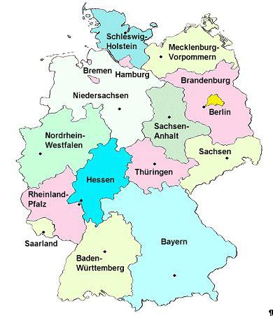 news tourism world karte der bundesrepublik deutschland bild