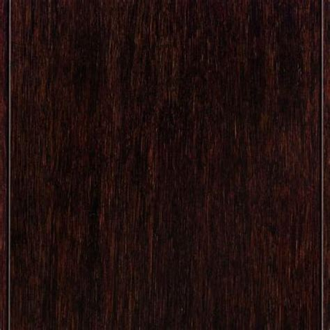 home legend hand scraped strand woven walnut 3 8 in thick