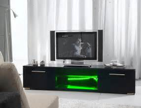 tv stand cabinet with led lights high gloss floating wall foxhunter modern high gloss matt tv cabinet unit stand rgb