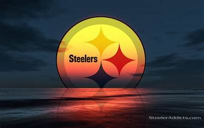 Steelers Sunset Nfl Related