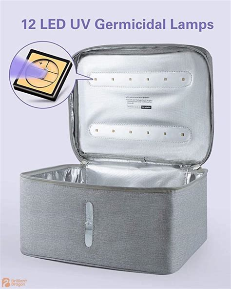 UV Bag Sterilizer