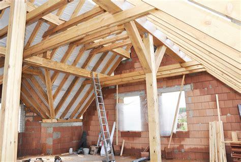 Neuer Dachstuhl Kosten kosten neues dach mit dachstuhl dachstuhl wird angehoben