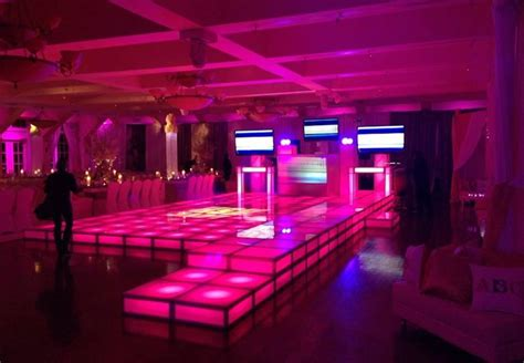 Light Bar Truck by Rent Led Dancefloor Acrylic Stage Riser Rental Lighted