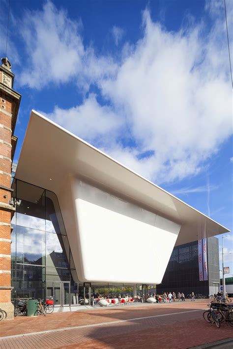 amsterdam museum of modern daring contemporary addition to amsterdam s stedelijk museum freshome