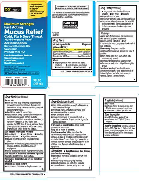 Prescription Drugs Manufactured By Dolgencorp, Inc ...