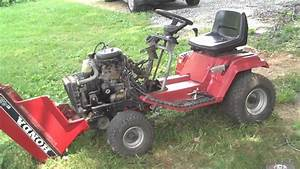 Honda Ht4213 Tractor -timing Belt