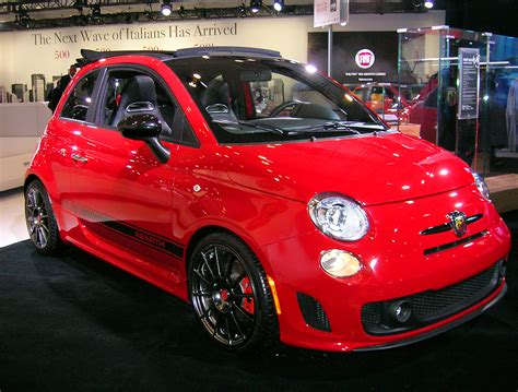 Fiat 500 Abarth 2014 by 2014 Fiat 500 Abarth Edition At The 2013 New York Auto