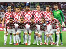 Croatia National Team The Nations of the 21st World Cup