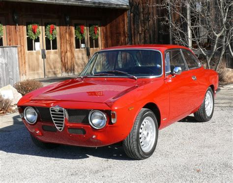 Rebuilt And Upgraded 1966 Alfa Romeo Giulia Gtv  Bring A