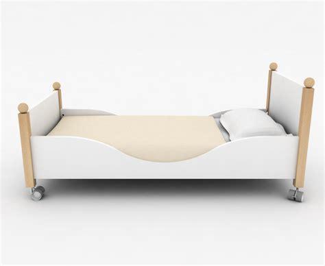 lit pour chambre lit simple en bois massif pour chambre d 39 enfant pisolo by