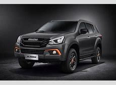 Isuzu DMax And MUX XPower Editions Look Really Hot