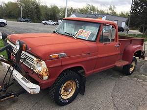 1968 Ford F-250 - Overview
