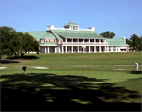Golf in Wilmington, North Carolina - Cape Fear Country Club