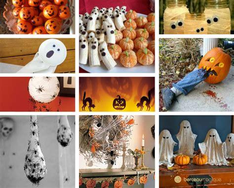 idee deco halloween