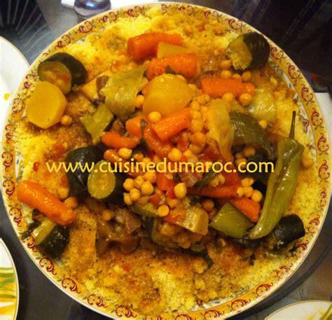 couscous recettes de couscous marocain
