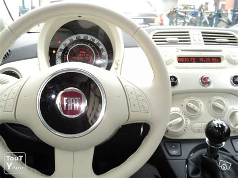 fiat 500 cab lounge neuilly sur marne 93330
