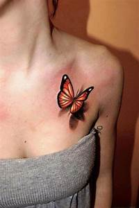 50 Butterfly Tattoo Designs for Women - Bored Art