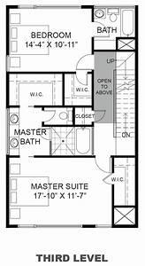 2366 commerce street urban lofts townhomes for Urban loft floor plan