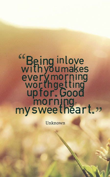 good morning quotes   morning love quotes good