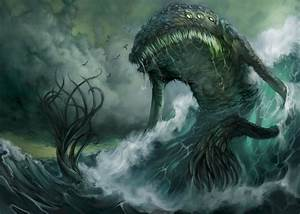 Leviathan by youriah on DeviantArt