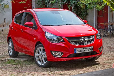 opel karl opel karl arrives in dealerships this summer priced from
