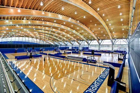 Richmond Olympic Oval   Centaur Products