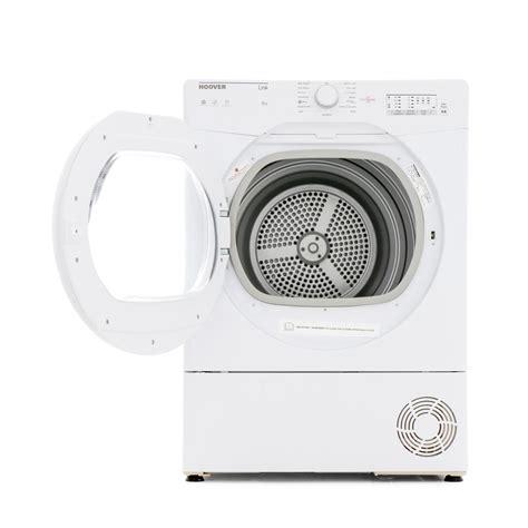 dryer tumble hoover condenser condensing self 8kg