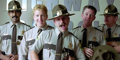 super troopers  officially   raising
