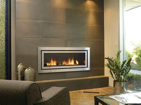modern gas fireplace regency horizon hz54 modern gas fireplace living room