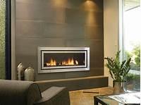 modern gas fireplaces Regency Horizon HZ54 modern gas fireplace - Living Room ...