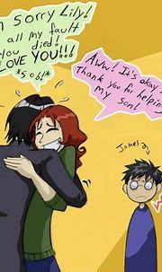 The Kiss | Snape and lily, Severus snape, Severus snape ...