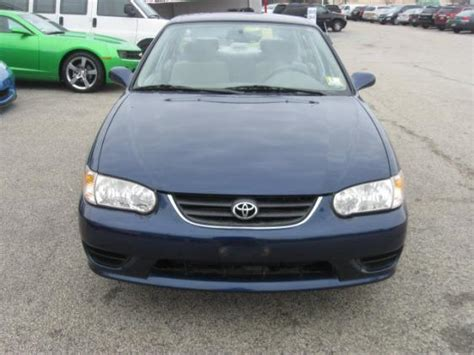 clean tokunbo toyota corolla  model price nk