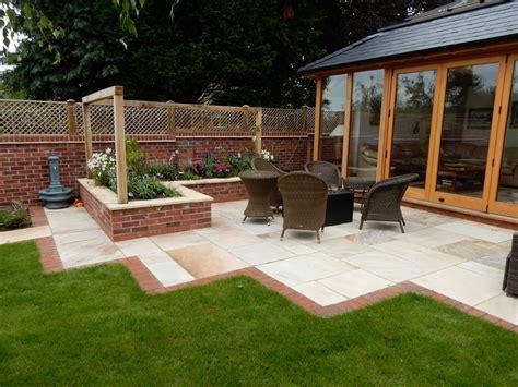 Evening Entertaining Garden Design
