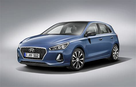 New Hyundai I30 The Koreans Go All Euro For New Golf