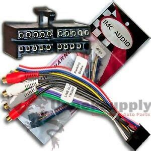 dual wire harness xd xdm xdm xdmr xhd
