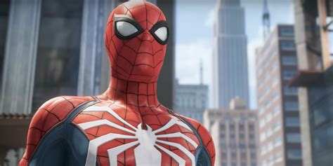 insomniac games spider man game debuts gameplay features