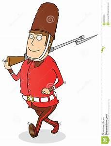 Walking Royal Guard Royalty Free Stock Image - Image: 29309866