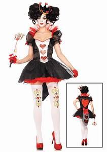 Royal Hearts Queen Costume | eBay