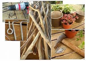 Tableau En Bois Décoration : tableau v g tal en bois flott au fil de l 39 eau bois flott ~ Teatrodelosmanantiales.com Idées de Décoration
