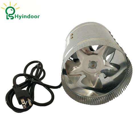 ventilateur chambre de culture conduit du ventilateur 6 promotion achetez des conduit du