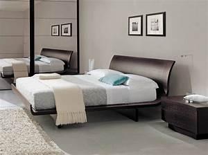 Lit 2 Places Moderne : 20 lits design pour une chambre moderne elle d coration ~ Teatrodelosmanantiales.com Idées de Décoration