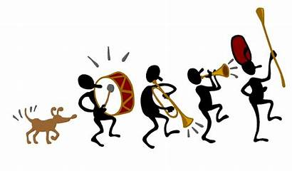 Clipart Parade Clip History Marching Christian Christmas