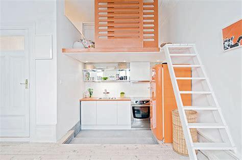 mezzanine appartement