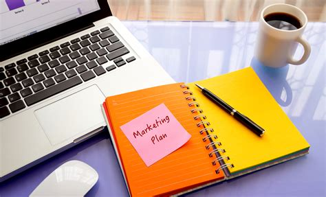 table top reading ls preparing a marketing plan checklist marketing donut