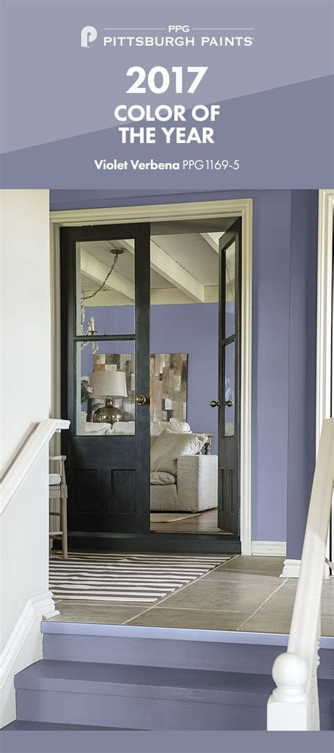 15 best 2017 paint color of the year violet verbena