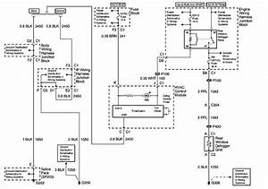 2000 Oldsmobile Bravada Wiring Diagram
