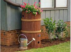 How to Make a Rain Barrel HGTV