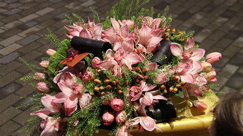 Ziedu pušķi - Dizaina parks