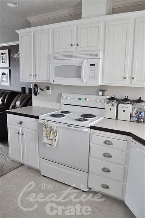 All White Kitchentoo Much? I'm About To Paint My Kitchen