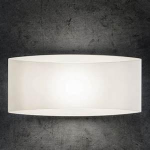 Halogen Oder Led : stilvolle designwandleuchte aus opalglas f r halogen oder led casa lumi ~ Watch28wear.com Haus und Dekorationen